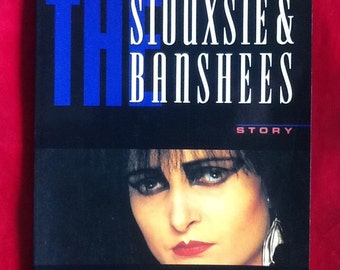 Rare Siouxsie And The Banshees Book