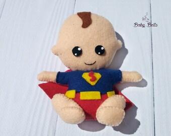Superman Nursery, Marvel Gifts Kids, Superhero Nursery Decor, Superhero Room Decor, Felt Soft Superhero Toy, Superhero party