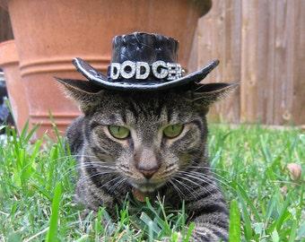 Dog -Cat Birthday Hat - Dog_Cat Personalized Birthday hat -Dog_Cat Party Hat - Dog_Cat Cowboy Hat