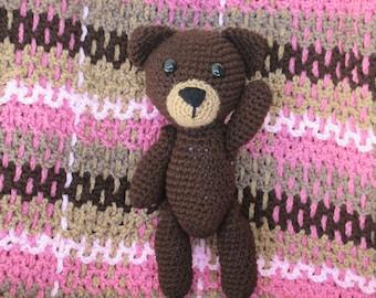 Bo Bear Amigurumi
