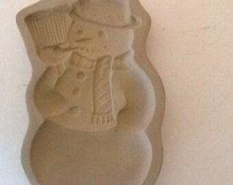 Christmas cookie mold.