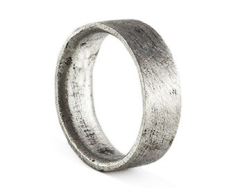 Man Ring Silver Ring Mens Silver Ring Mens Ring Rustic Silver Ring Men's Silver Ring Mens Jewelry Men Silver Ring Gift For Him Mens Rings