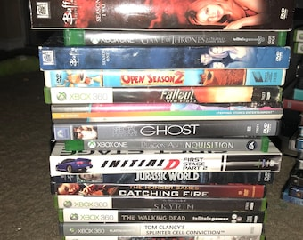 Movies and Games!