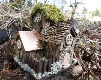 One of a kind, Fairy House