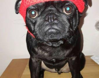 Chewies Strawberry Hat