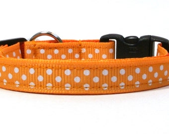 The Polka Dot Breakaway Cat Collar