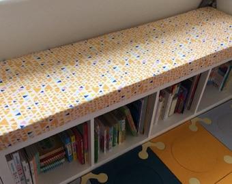 Kallax Cushion for Ikea Bench, Choose Your Fabric