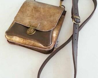 Leather belt bag, utility bag, festival bag, leather hip bag, fanny pack