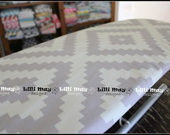 Ikea Jall Tabletop ironing board cover //Small Ironing Board Cover//YOU PICK FABRIC // Full size-Standard size board cover also available