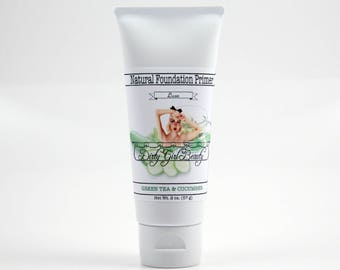 Luxe Natural Foundation Primer 2 fl. oz. Squeeze Tube