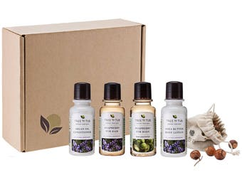 Free Gift Set!! Soapberry Travel Experience Set by Tree To Tub