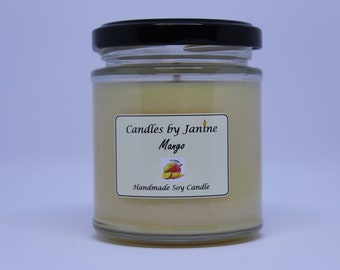 Handmade Soy wax Scented Candle