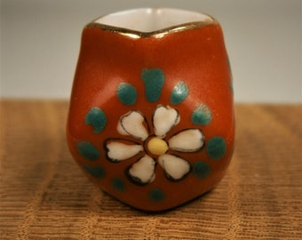 Miniature Vase / Japanese Miniatures / Collectible Miniature