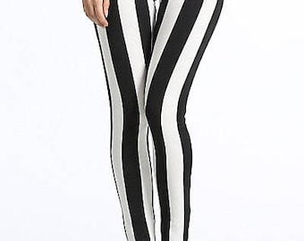 Straight Linework Leggings