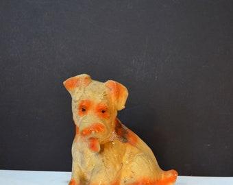 Chalkware Dog Carnival Dog