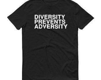 Diversity Prevents Adversity