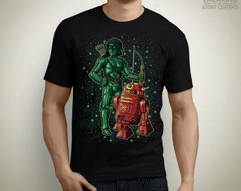 F2H2 & A3RW - Star Wars T-Shirt