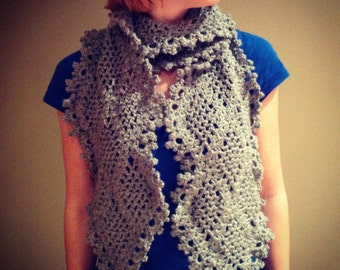 Harlequin Fashionable and Functional Crochet Scarf Pattern