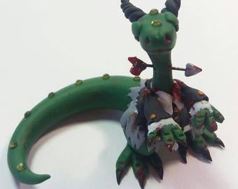Fresh Zombie dragon