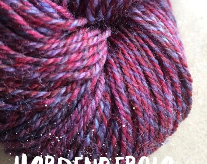Elements Collection - Col Hardenbergia  4 ply supersoft 100% Merino