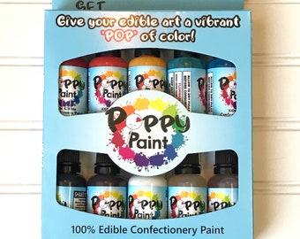 Poppy Paint 10 pc Starter Set