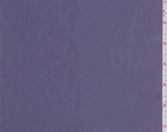 Dusty Lilac Stretch Satin, Fabric By The Yard
