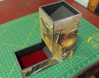 Dice Tower - PATTERN ONLY