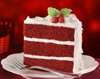 Shea Mango Lip Butter-Red Velvet Cake