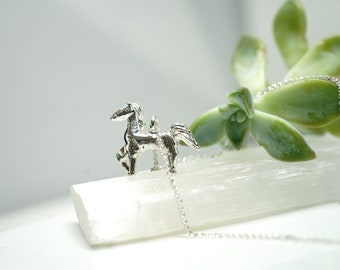 Horse necklace, necklace for the equestrian and horse lover