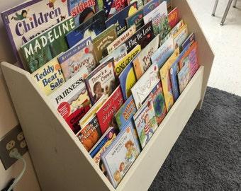 5 Shelf Kid's Book Display Case