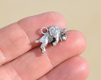 1  Silver  Buffalo Charm SC1450
