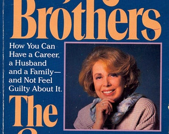 """1st Edition Softcover of Dr Joyce Brothers Bestseller """"The Successful Woman"""" - Autographed"""