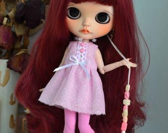 Set of clothes for dolls Blythe
