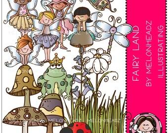 Fairy clip art - Fairy Land