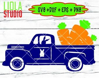 easter svg, easter truck svg, easter bunny svg, happy easter svg, boys easter svg, easter truck
