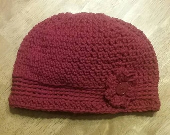 Pretty ladys Flapper hat.