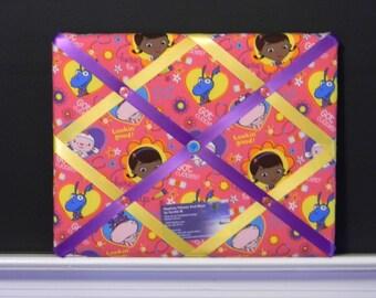 11 x 14 Disney Doc McStuffins Memory Board