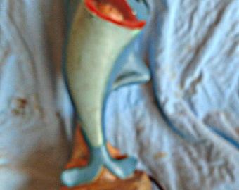 Classic Charlie Tuna table lamp Star Kist Tuna advertising icon, works