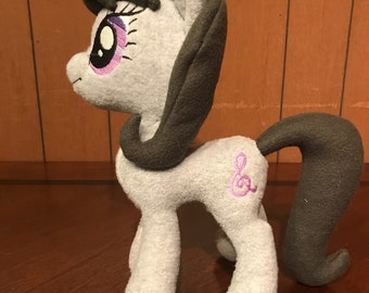 Octavia Plushie- mlp fim,  Brony, Pegasister, Collectable, Cuddle, Birthday, Christmas, Party, Occasion,