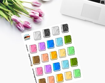 PLANNER TIME - Planner Stickers CAM00010