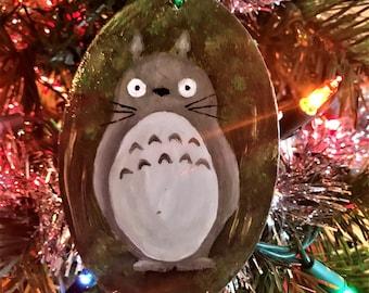 Totoro Fan Art Ornament