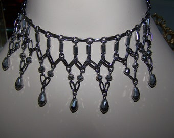 hand made chain necklace