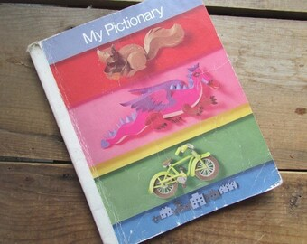My Pictionary Vintage Reader Sight Words