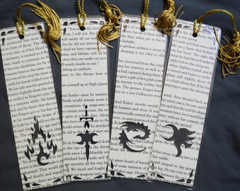 Pages of Inheritance Bookmarks - Inheritance Cycle Bookmarks
