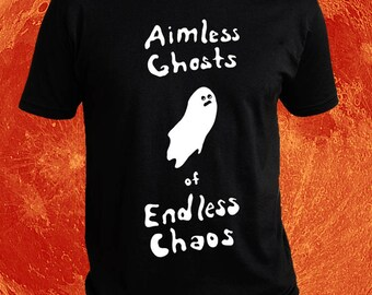 Aimless Ghosts T-shirt