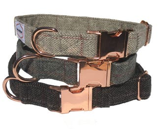 The Bailey Collar - Finally available in little dog sizes!!!