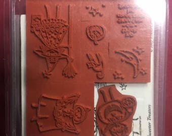 Sweeter Treaters by Stampin Up - RARE and RETIRED