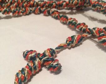 Cord Rosary (Hiker's Rosary)