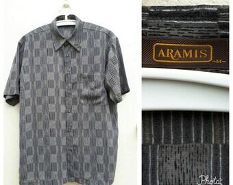 ARAMIS Japan Chiffon Shirt / Medium Shirt