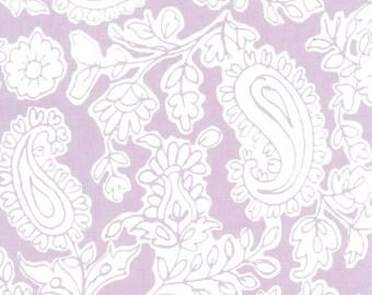 SALE 30% OFF Melanie in Violet Lightweight Designer Cotton from Michael Miller Fabrics